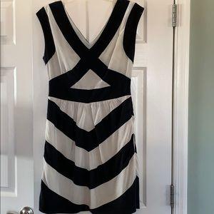 Women's BCBG silk dress